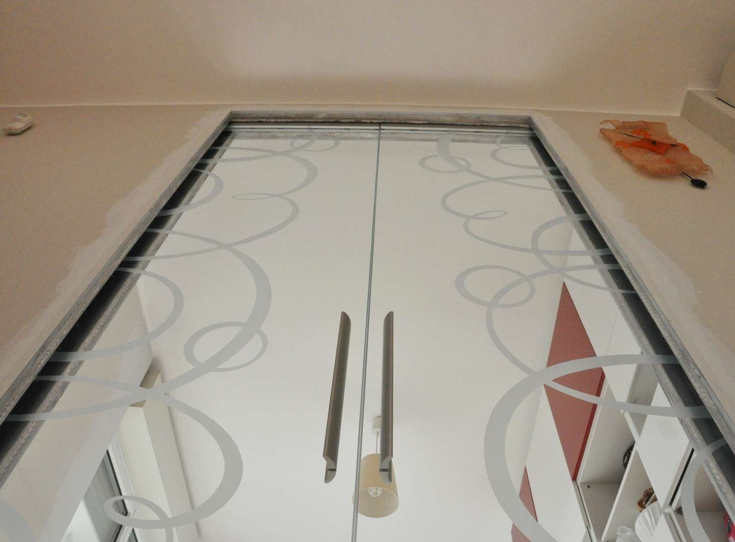 Mazzoli glass doors glass doors for concealed - Porte a scomparsa ...