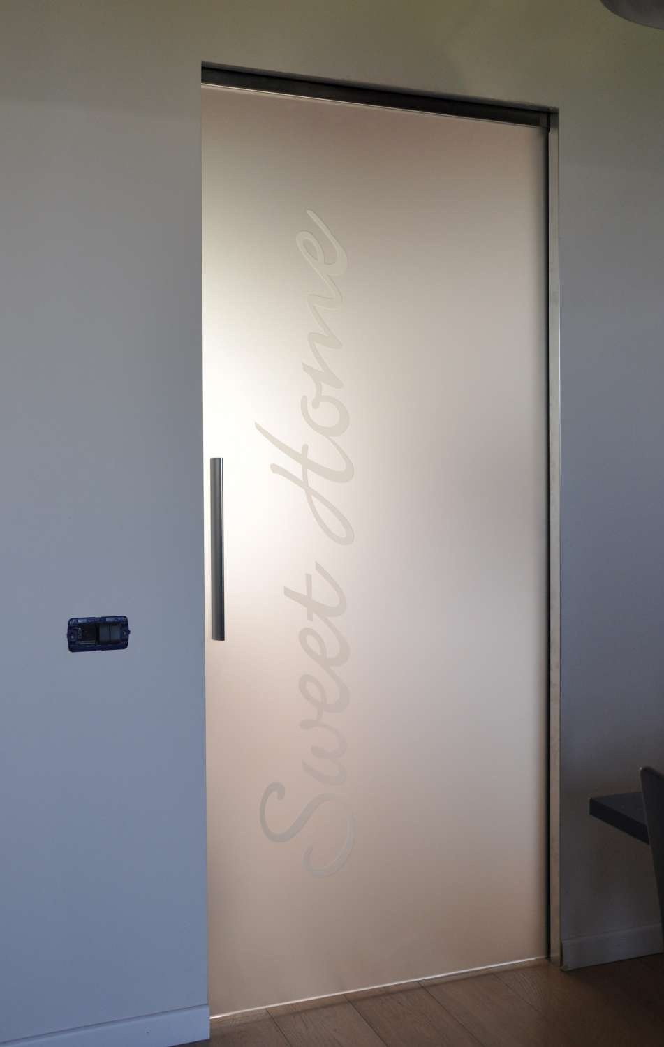 Mazzoli Glass Doors | GLASS DOORS FOR CONCEALED COUNTERFRAMES ...