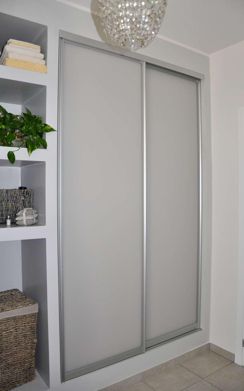 Mazzoli porte vetro soluzioni porte vetro varie e cabine - Porte per cabine armadio ...