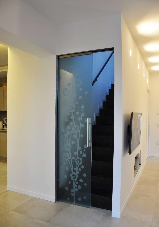 Porta Scorrevole Vetro 120 Cm mazzoli glass doors   glass doors for concealed