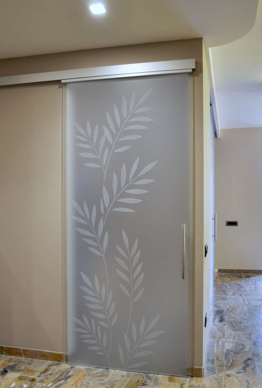 Mazzoli glass doors sliding glass door light quality silent for Kenzia esterno