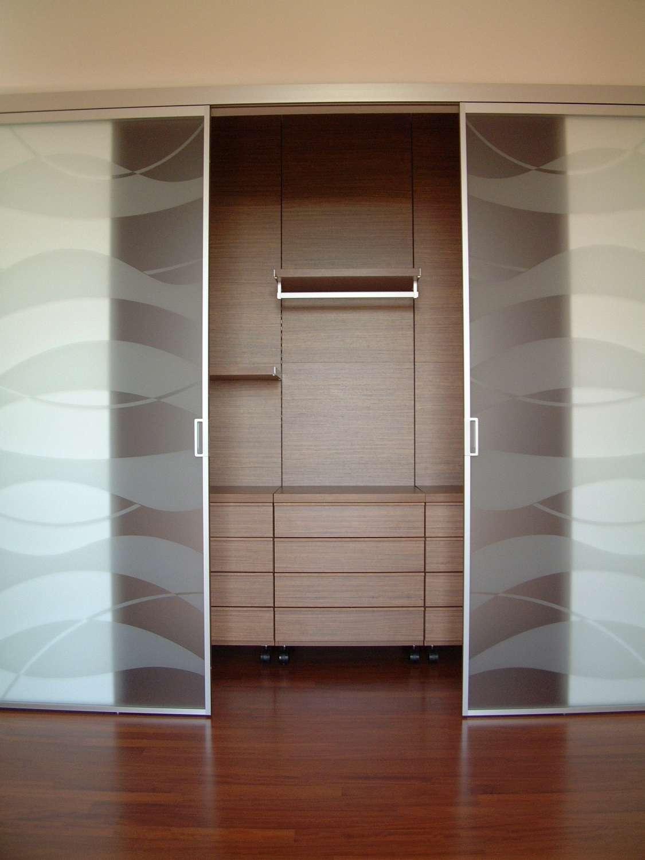 Mazzoli porte vetro porte modello mitika in alluminio - Porta scorrevole doppia ...