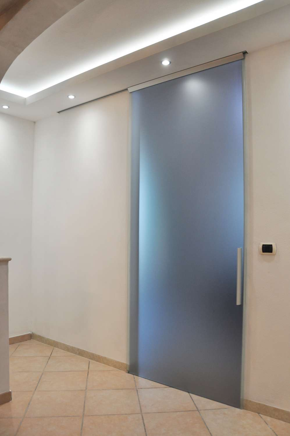 Porta Scorrevole Esterna Vetro mazzoli glass doors | sliding glass door light quality' silent