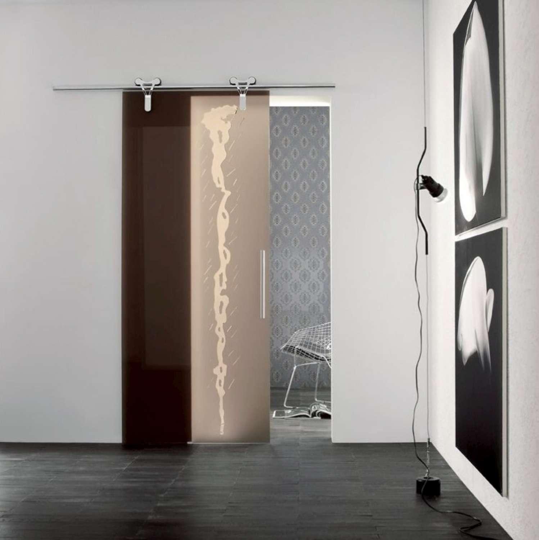 Mazzoli porte vetro porte cristallo logika scorrevoli esterno muro - Oscurare vetro porta ...