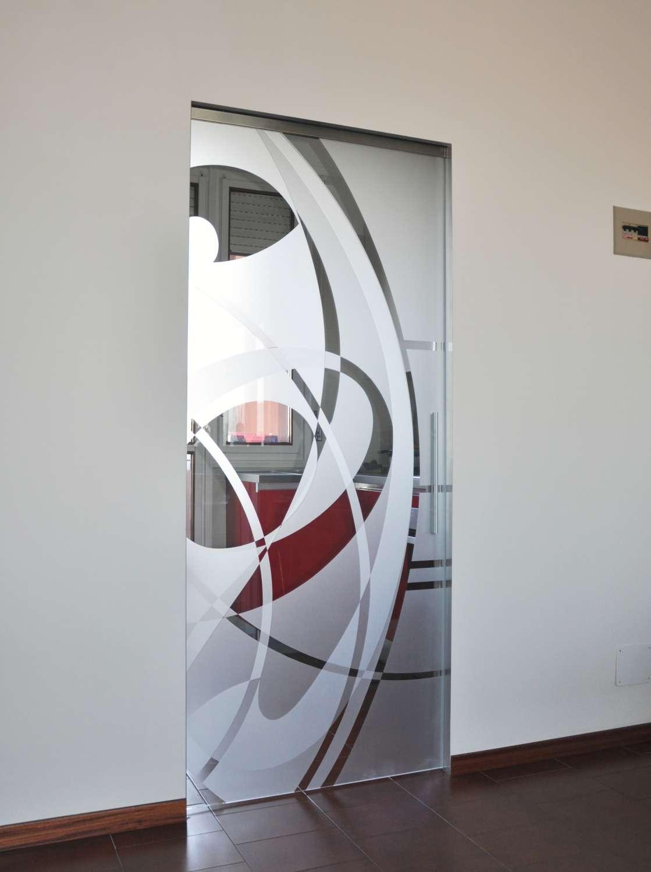Scrigno La Porta E Essential : Mazzoli porte vetro in a scomparsa per