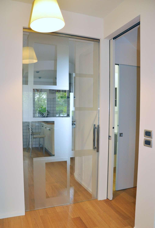 mazzoli porte vetro porte in vetro a scomparsa per. Black Bedroom Furniture Sets. Home Design Ideas