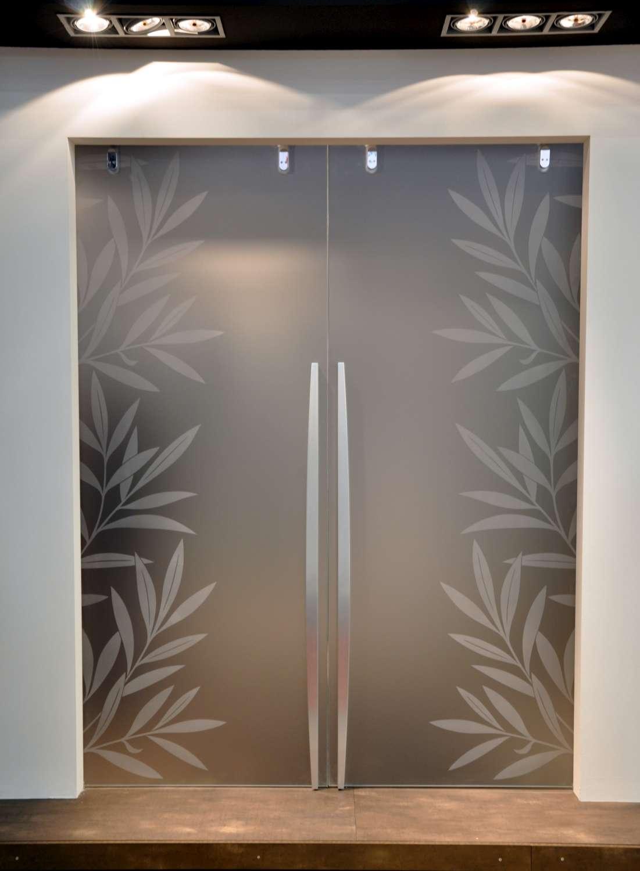 Mazzoli porte vetro porte cristallo logika scorrevoli - Porte da esterno con vetro ...