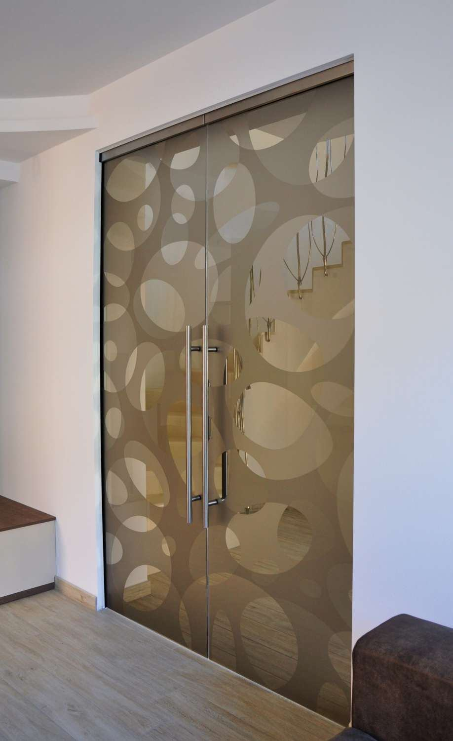 Mazzoli Glass Doors | ECLISSE SYNTESIS GLASS