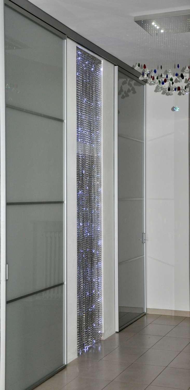 porte MITIKA alluminio  scorrevoli vetro biancolatte (6)-1500